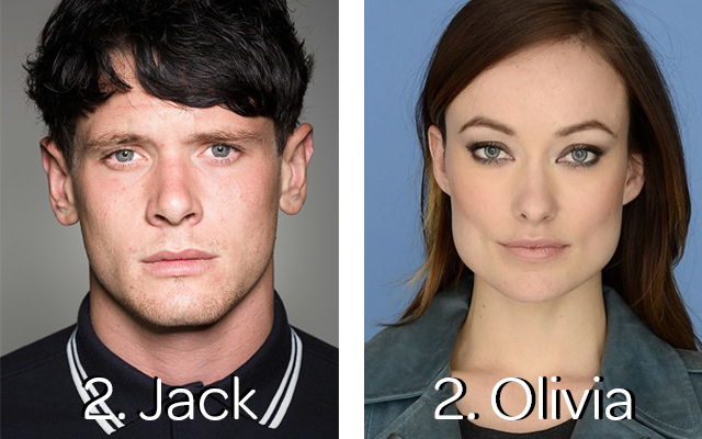 2 Jack Olivia