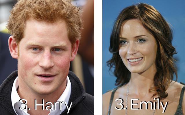 3 Harry Emily