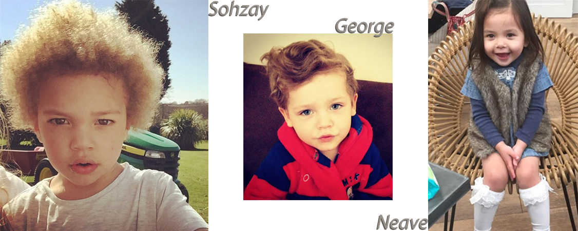 Sohzay George and Neave