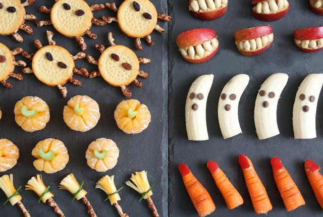 My 1st Years homemade Halloween treats