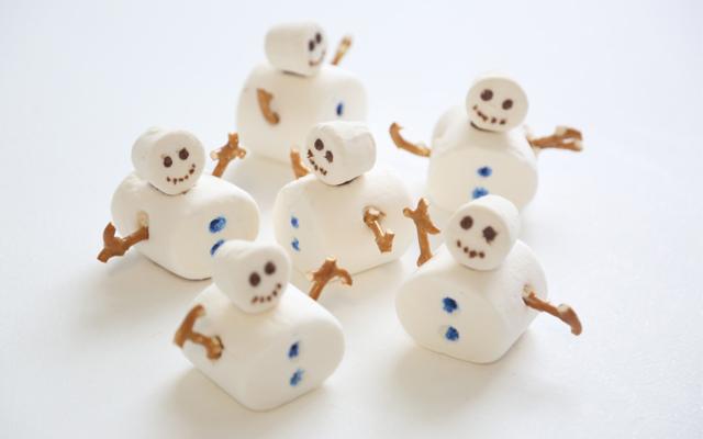 1 Snowmen