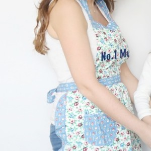 Rambling Rose Adult Apron