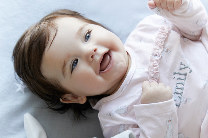 baby-first-smile