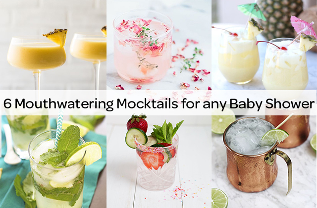 mocktails-for-baby-showers