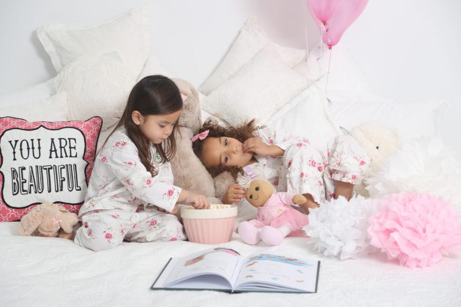 girls-sleepover