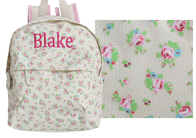 backpack prints floral