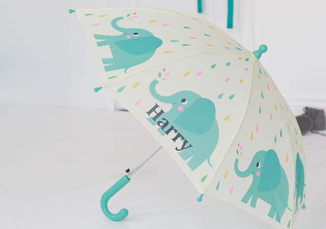 autumn essentials umbrella
