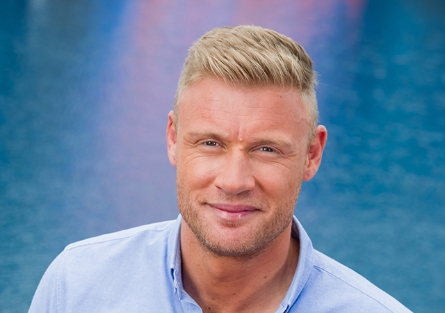 Popular names Freddie Flintoff