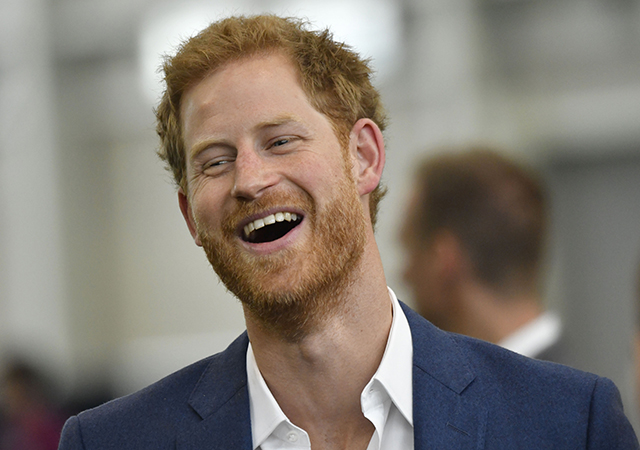 Popular Baby Names Prince Harry