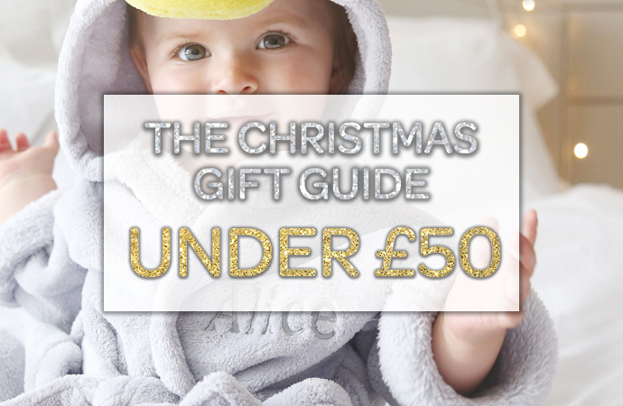 Christmas gifts under £50 for children