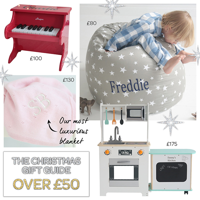 childrens gifts for over £50 Christmas