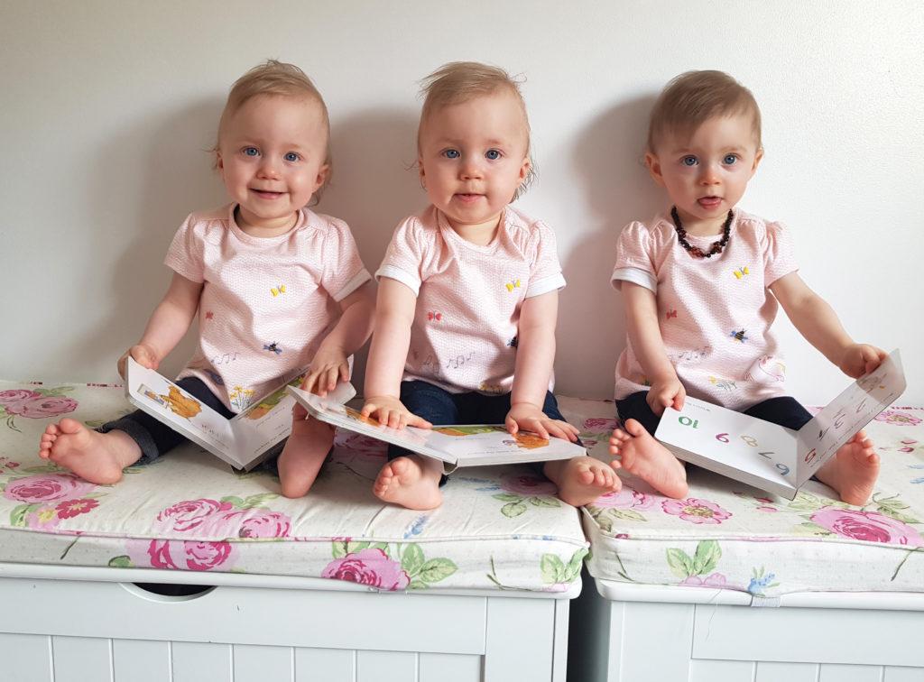 triplet babies