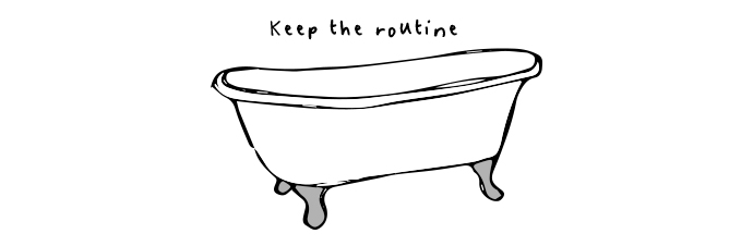 keep-the-routine