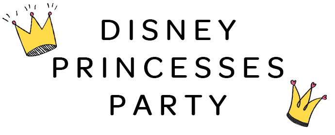disney princess party themes