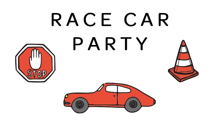 race car party themes