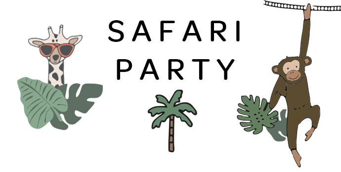 safari party themes