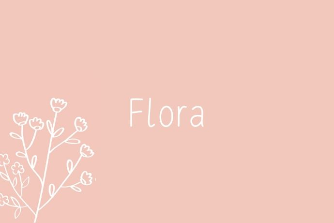 spring-baby-names-flora