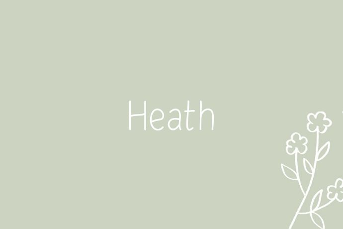 Heath-Spring-Baby-Name
