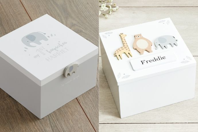 personalised-keepsake-box-for-second-baby
