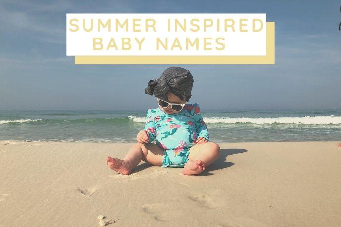 summer baby names