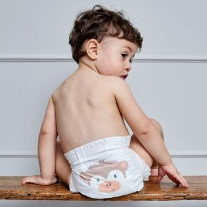 Kit & Kin Eco-Friendly Nappies (size 5)