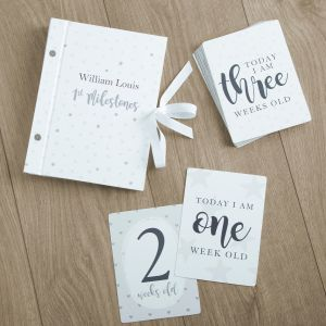 Personalised Milestone Photo Album