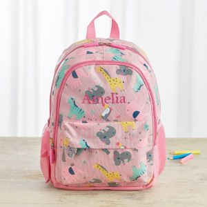 Personalised Koala & Friends Print Infant Backpack