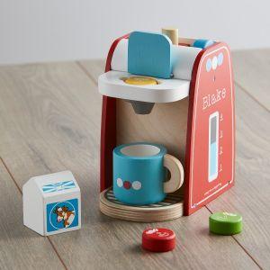 Personalised Wooden Coffee Maker
