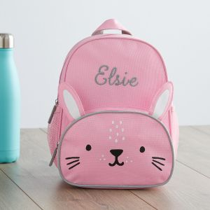 Personalised Bunny Mini Backpack Main