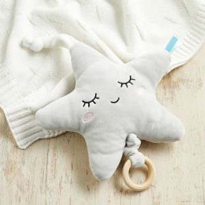 Personalised Musical Star Soft Toy