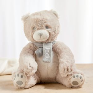 Personalised Medium Bear Soft Toy
