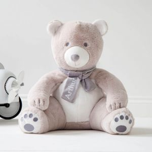 Personalised Large Bear Soft Toy
