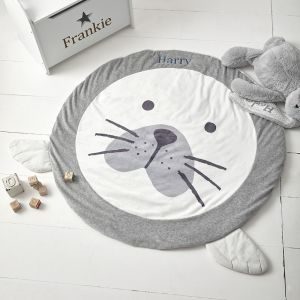 Personalised Seal Playmat