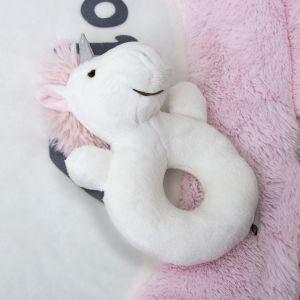Unicorn Baby Rattle