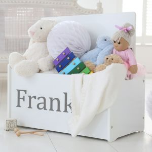 Personalised Toy Chest