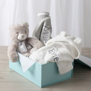 Personalised 'My 1st Cuddle' Gift Set