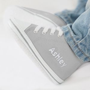 Personalised High Tops Trainers
