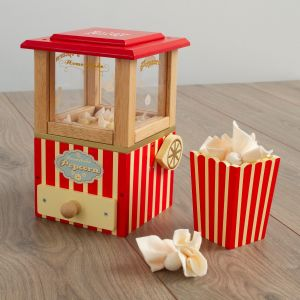 Personalised Le Toy Van Popcorn Maker Wooden Toy
