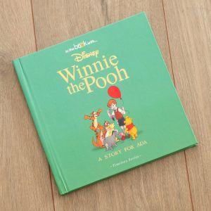 Personalised Disney Winnie-the-Pooh Story Book