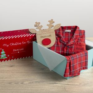 Personalised Christmas Gift Set