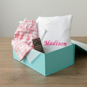 Personalised Sleep Well Mother's Day Gift Set