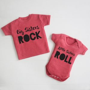 Rock and Roll Sister Set