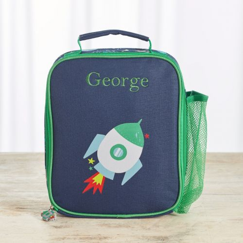 Personalised Space Print Lunch Bag