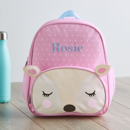 Personalised Baby Deer Infant Backpack