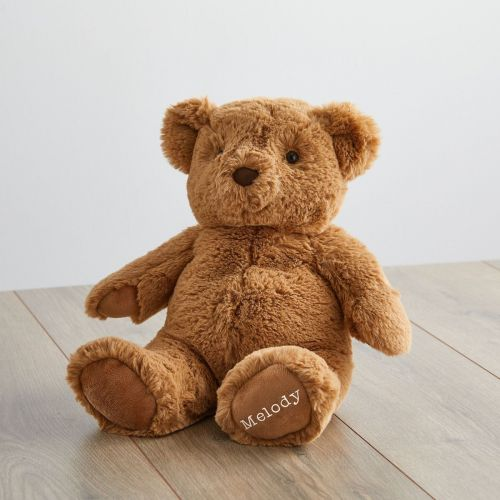 Personalised Super Soft Medium Bear Soft Toy