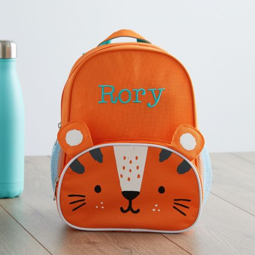 Personalised Tiger Mini Backpack Main
