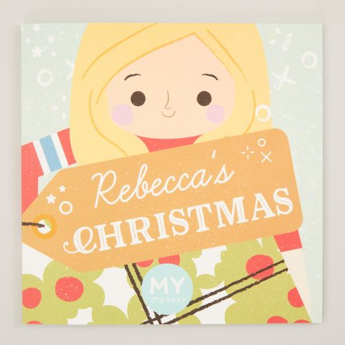 Personalised Your Christmas Book Softcover