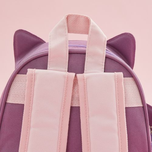 Personalised Pink Owl Mini Backpack