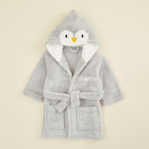 Personalised Penguin Robe
