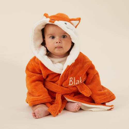 Personalised Fox Robe Model 1